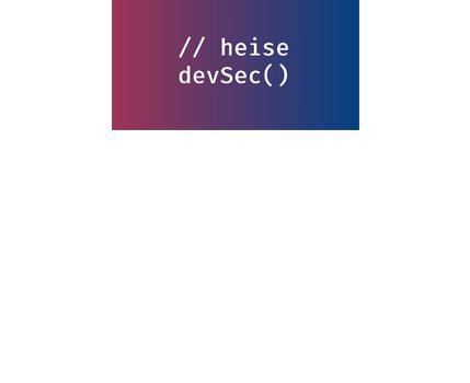 heise devSec 2019 Konferenz | Vortrag Secure Coding